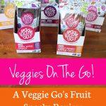 Veggies On The Go!