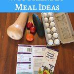 WIC Friendly Meal Ideas
