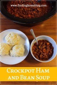 Recipe: Ham and Bean Soup