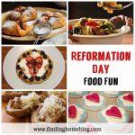 Reformation Food Fun