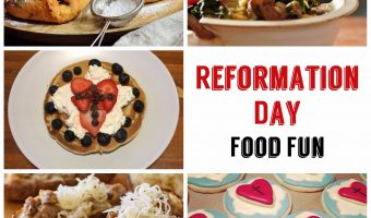 Reformation Food Fun
