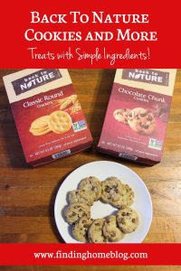 Back To Nature Cookies and More