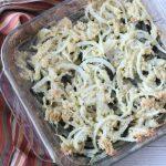 Recipe: Allergy Friendly Green Bean Casserole
