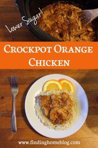 Recipe: Low Sugar Crockpot Orange Chicken