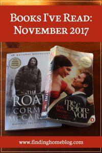 Books I've Read: November 2017