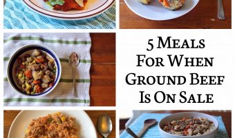 5 Meals For When Ground Beef Is On Sale