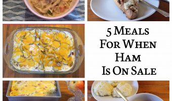 5 Meals For When Ham Is On Sale