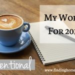 2018: Intentional