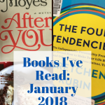 Books I've Read: January 2018