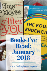 Books I've Read: January 2018