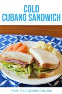 Recipe: Cold Cubano Sandwich