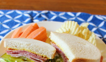 Recipe: Cold Cubano Sandwich