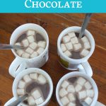 Recipe: Easy Hot Chocolate