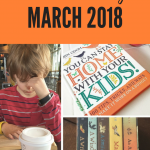 Books And Things: March 2018