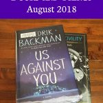 Books and Things: August 2018