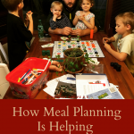 How Meal Planning Is Helping Make Memories