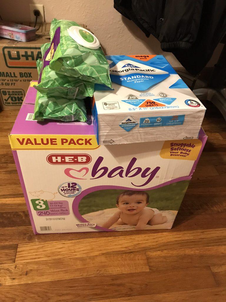 Grocery Breakdown: December 2018   Finding Home Blog