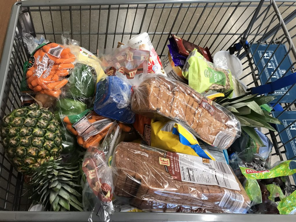 Grocery Breakdown: December 2018 | Finding Home Blog