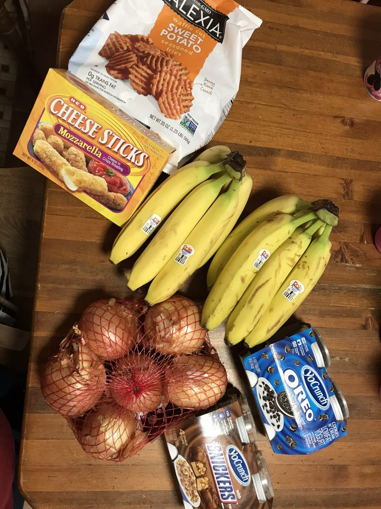 Grocery Breakdown: January 2018 | Finding Home Blog