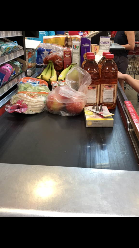 Grocery Breakdown: March 2019 | Finding Home Blog
